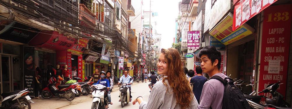 Nathalia Ramos - Learn Vietnamese