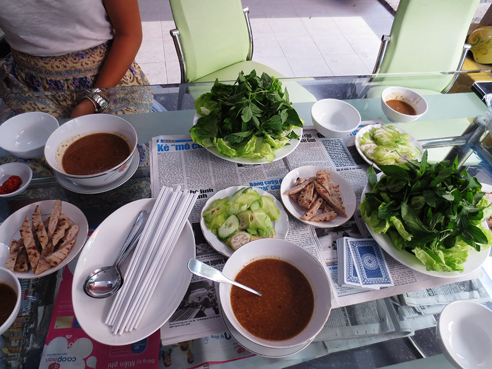 Vietnamese food - Learn to speak Vietnamese