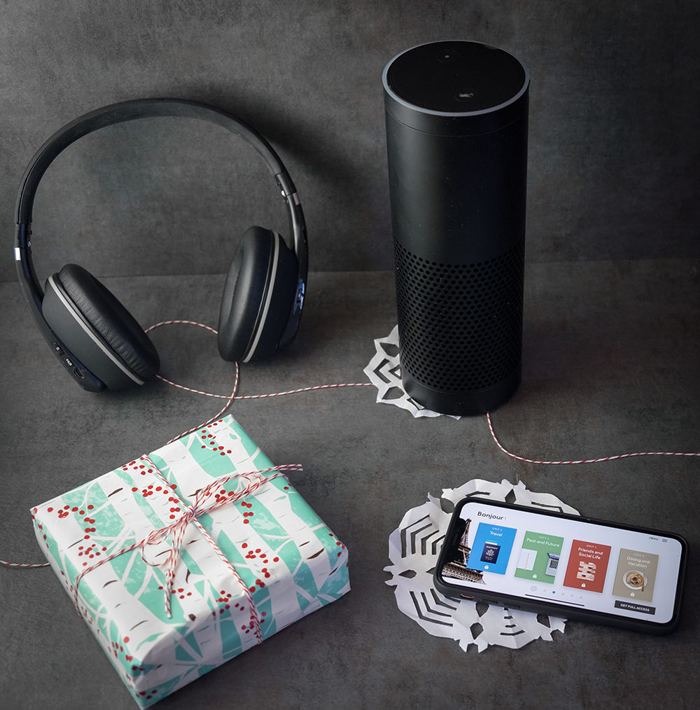 Gift Guide for Parents - Rosetta Stone