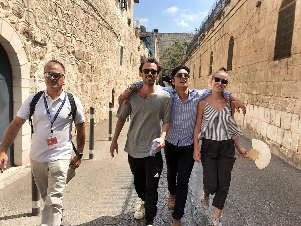 Learn Hebrew - Jerusalem