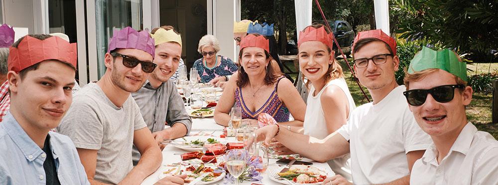 Speak English - Australia - holidays