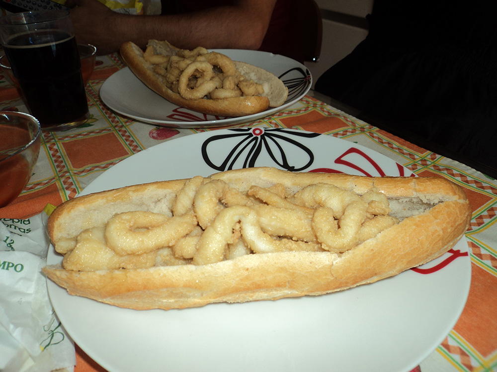 Food from Spain - Learn Spanish - Christmas