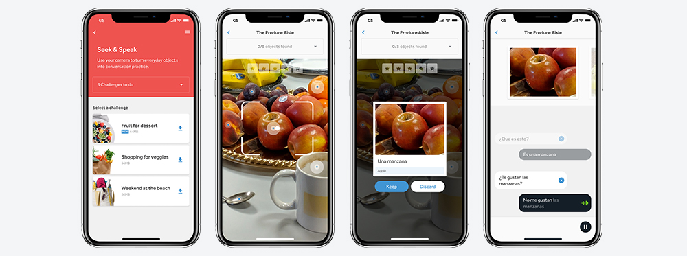 Rosetta Stone reveals new iPhone App with interactive features