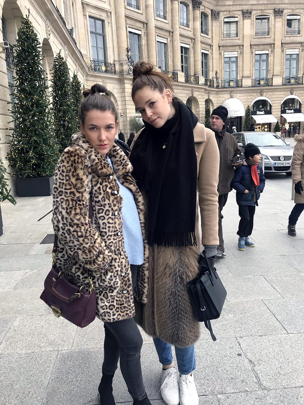Nathalia Ramos in Paris