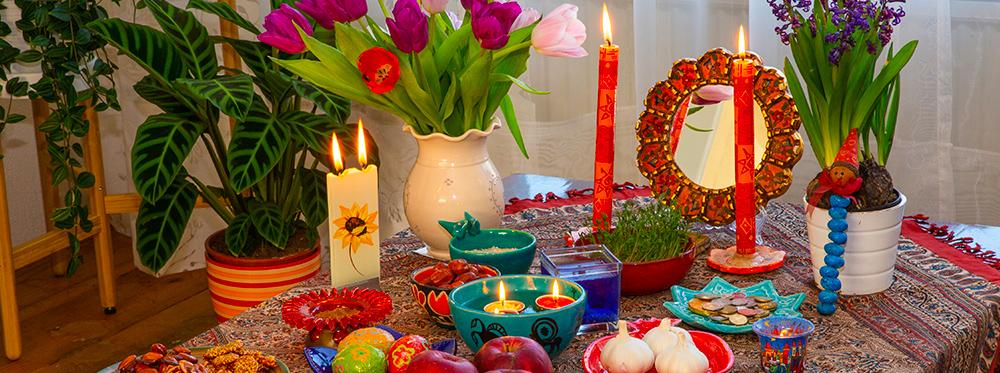 Norwuz Persian New Year | Learn Farsi with Rosetta Stone