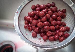 Cherries for pie