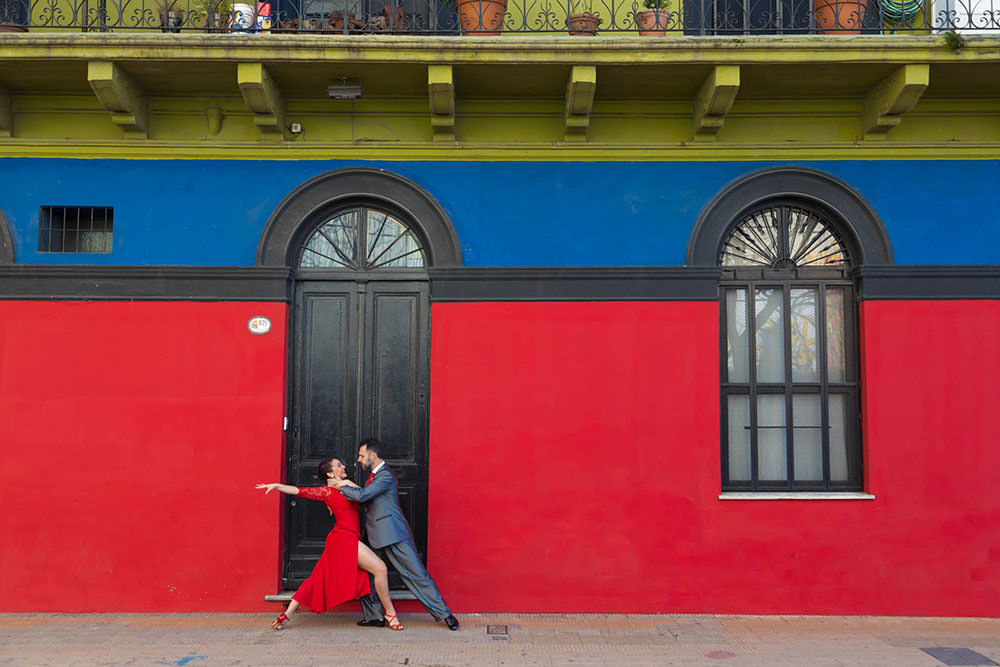 Tango Dancers | Argentina | Speak Spanish with Rosetta Stone