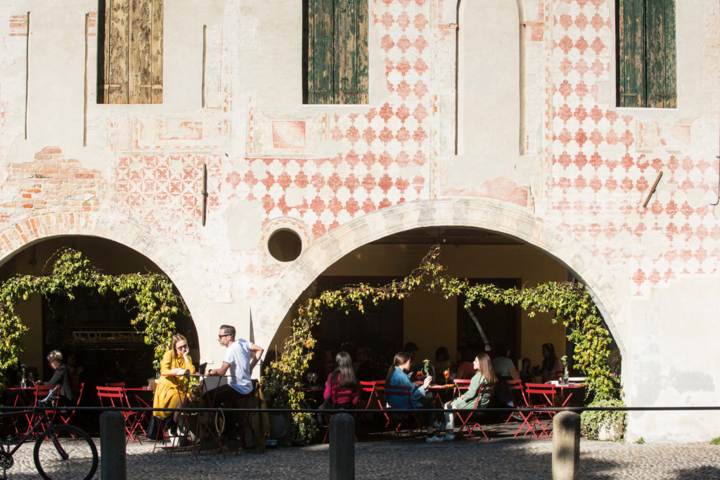 Treviso Italy speak Italian