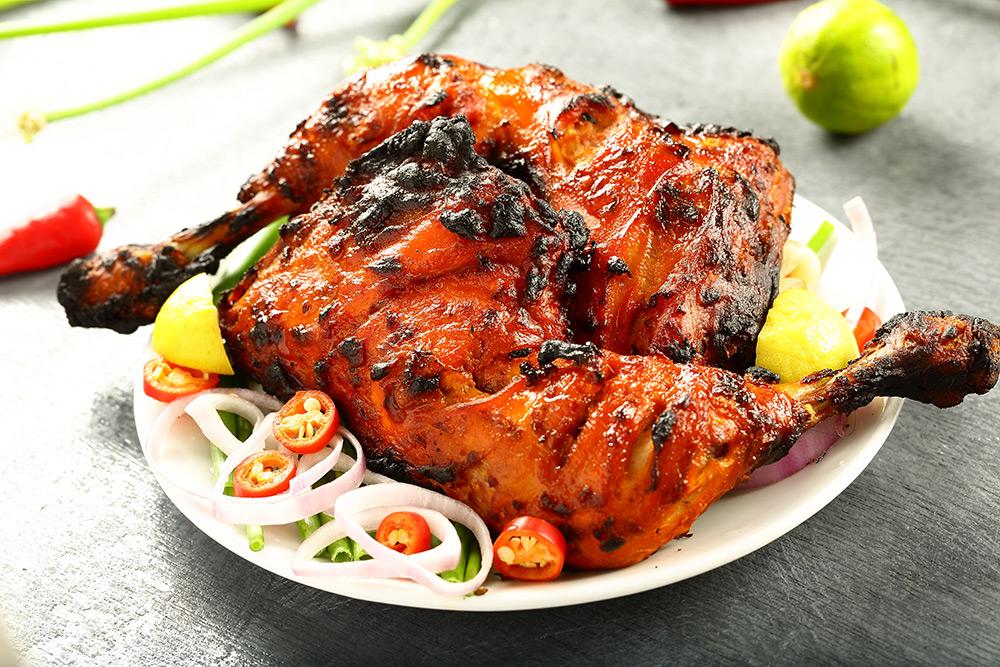 A dish of Tandoori