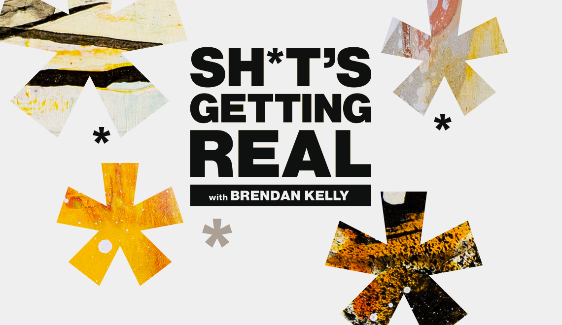 Brendan Kelly learning Italian