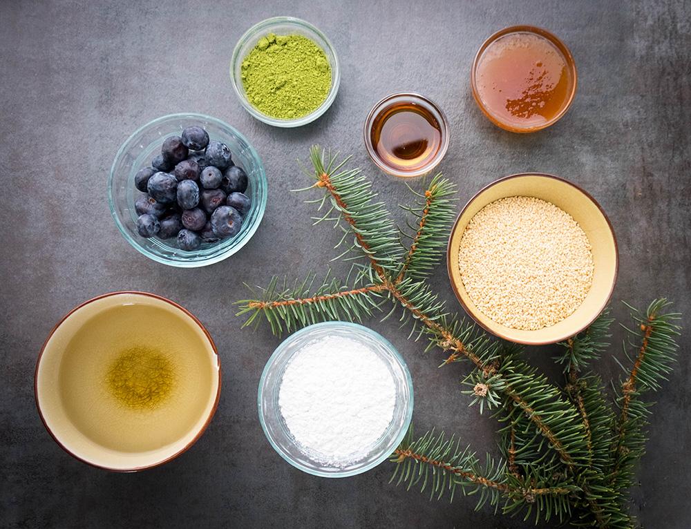 Songpyeon Ingredients