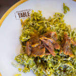 Traditional Table: A Persian Food Primer