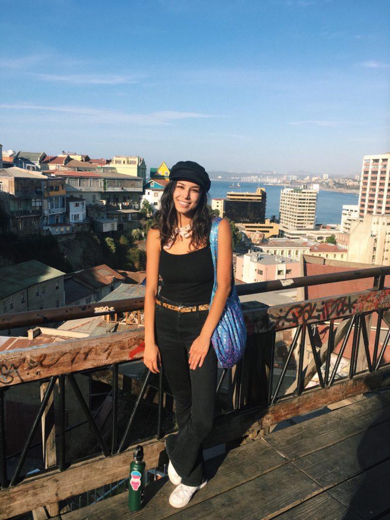 Valparaíso Chile solo traveler