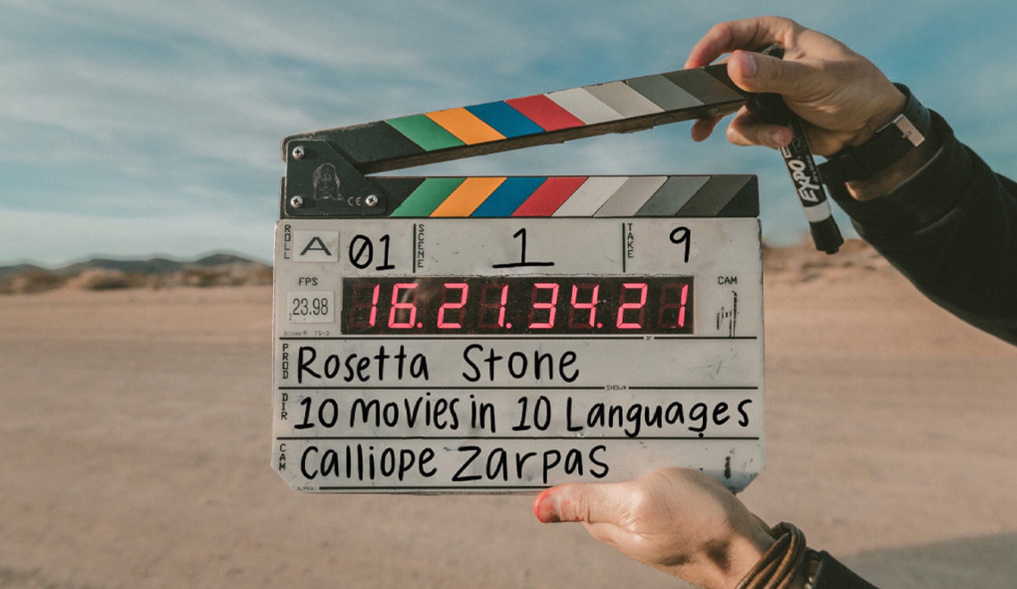 Learn languages by watching foreign language movies