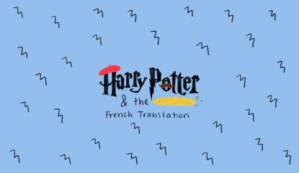 Learning languages by reading Harry Potter in French