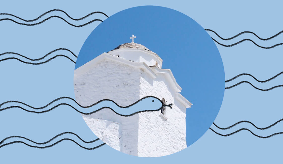 What is special about August 15 in Greece