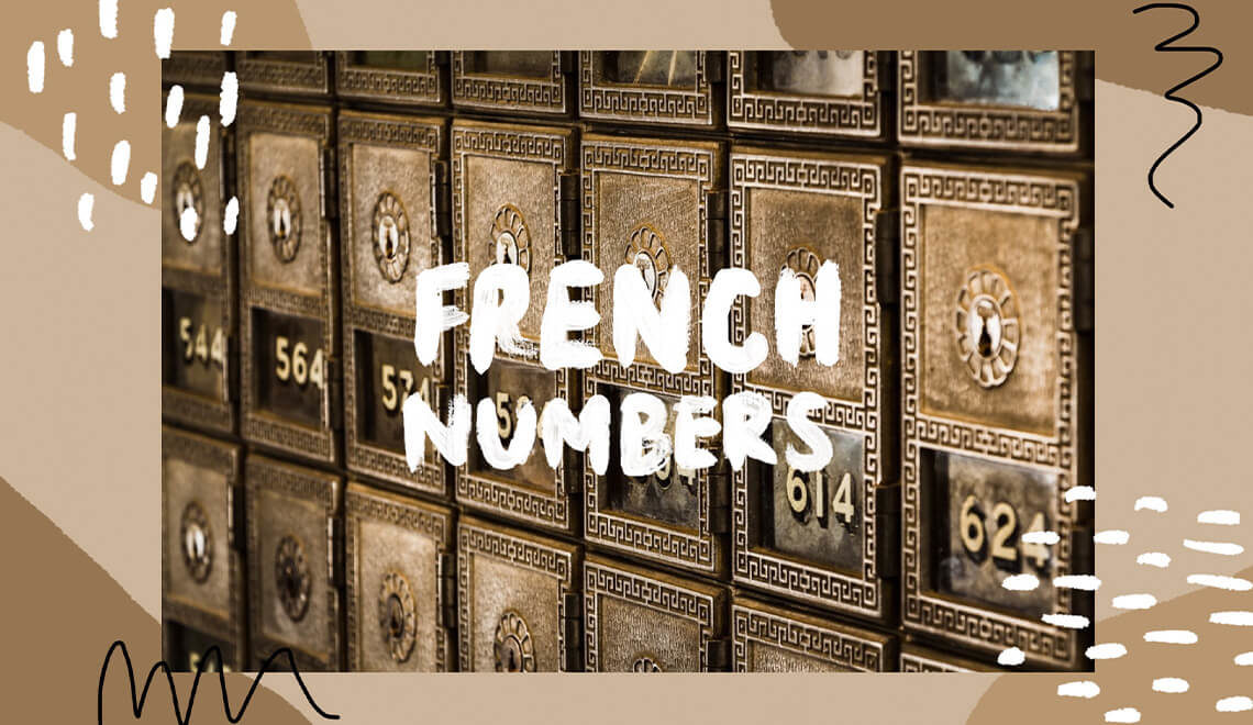 Tips for counting in French