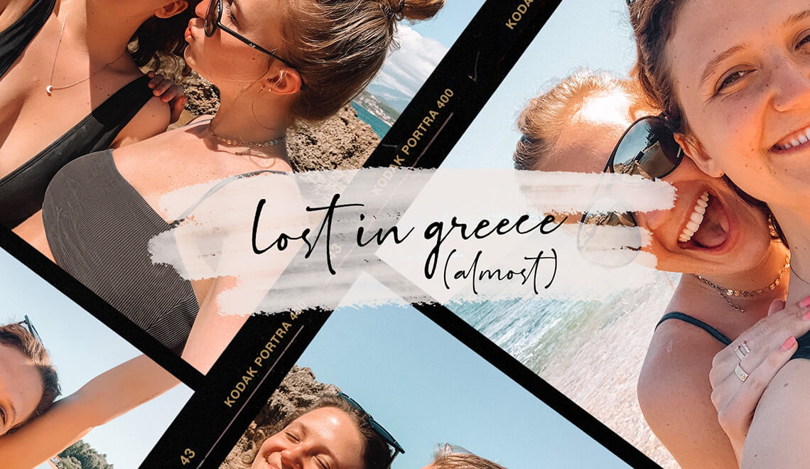 Three words kept me from getting lost in Greece