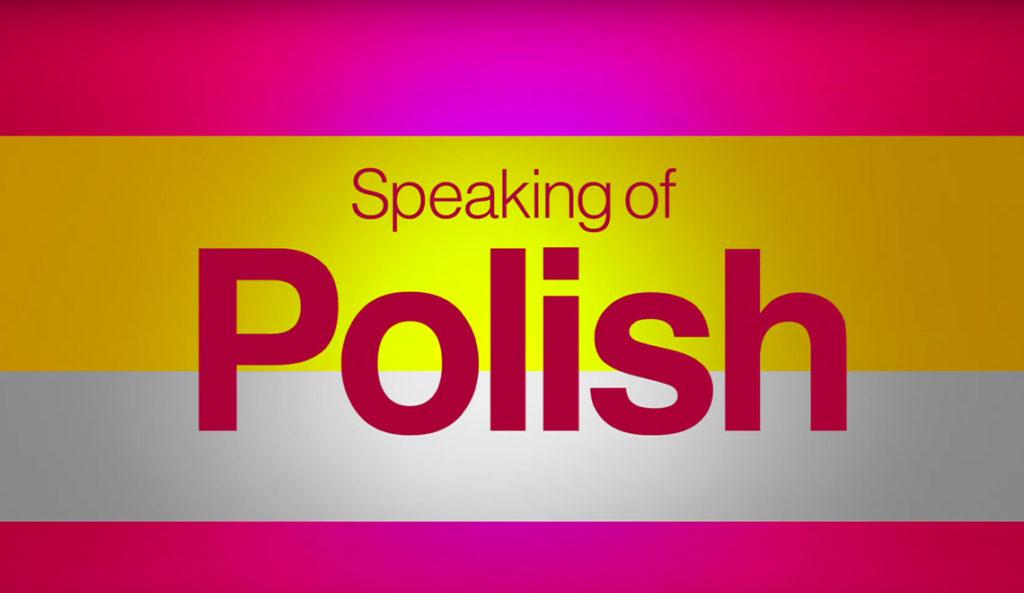 Tips to speak Polish well
