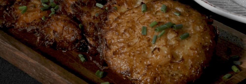 Latkes recipe for a traditional Hanukkah celebration