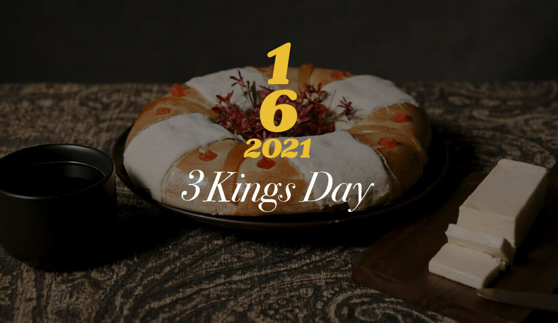 Celebrate 3 Kings Day at home