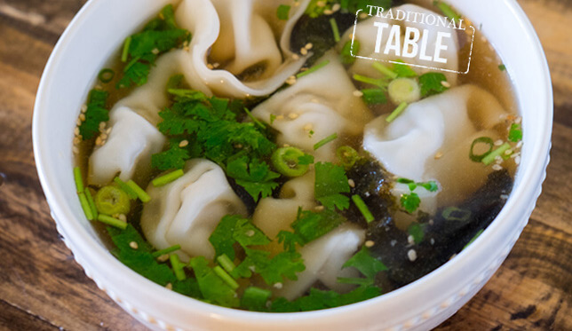 Learn what dishes are common in traditional Chinese cuisine